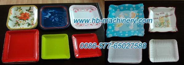 方形纸碟纸盘、矩形纸碟纸盘
